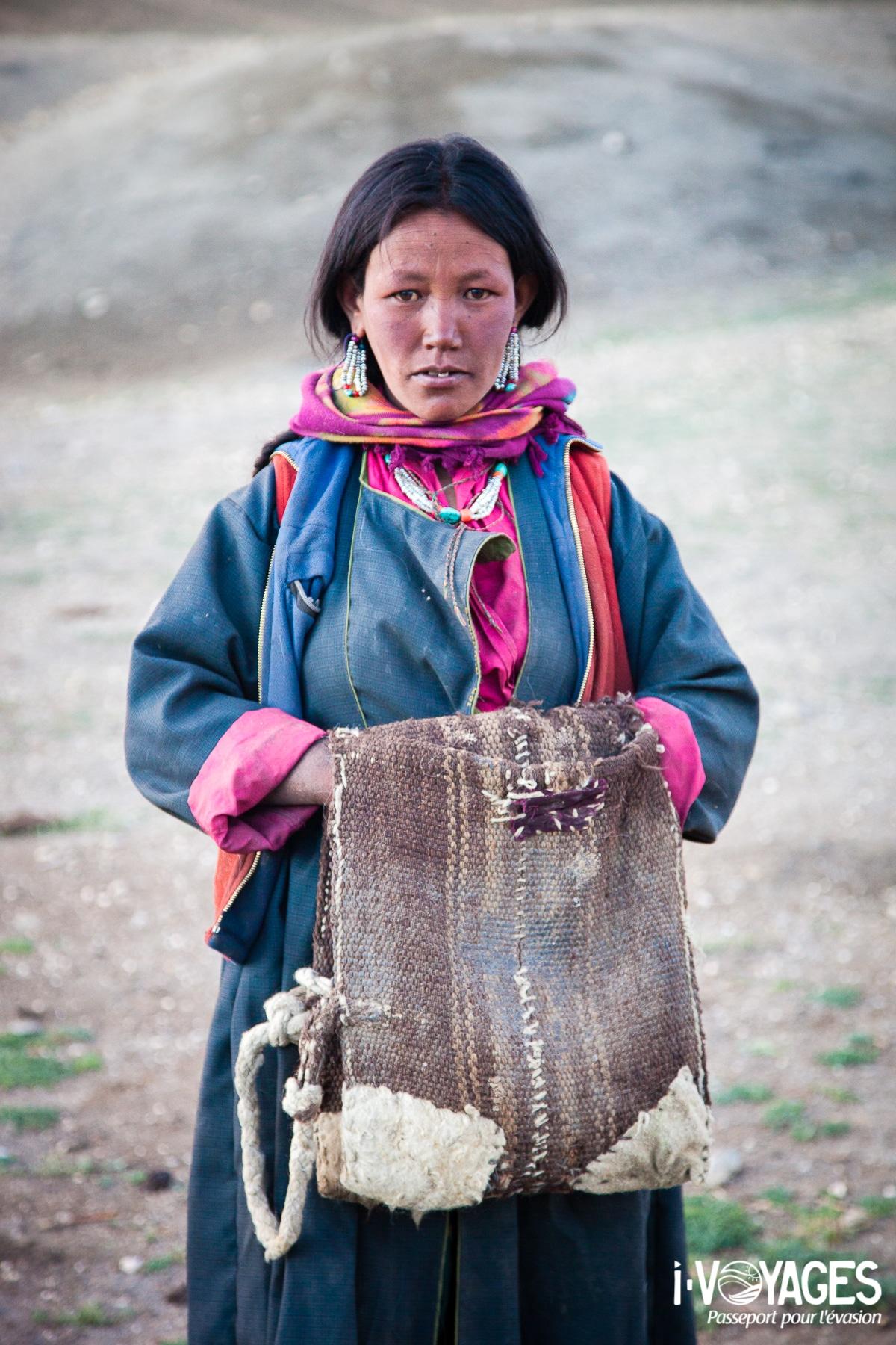 Femme Changpa