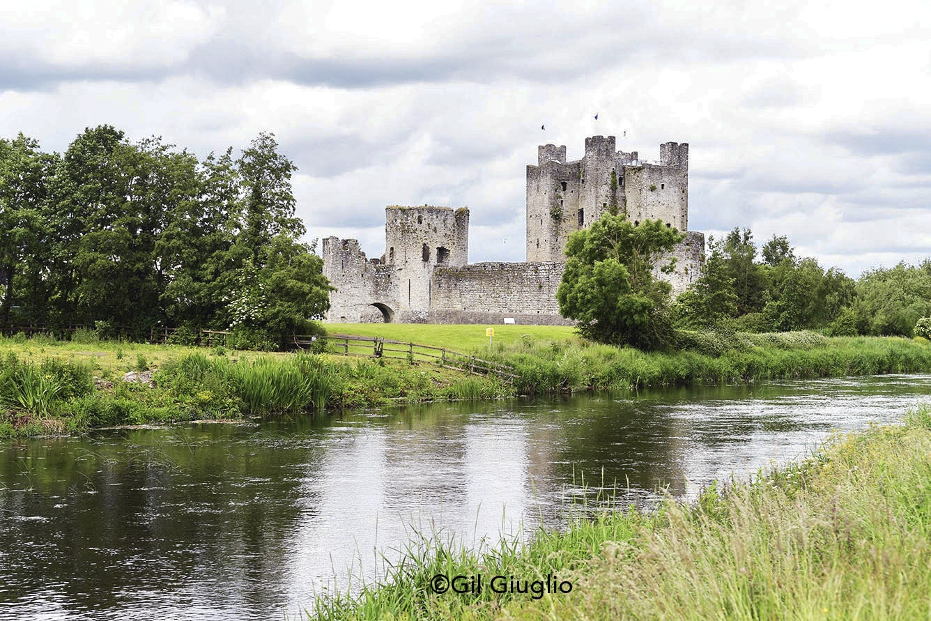 Trim Castle, Ancient East, Irlande
