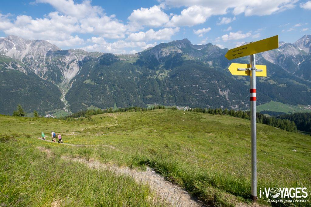 randonnée, St.Anton Am Arlberg