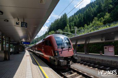 Gare de St.Anton Am Arlberg