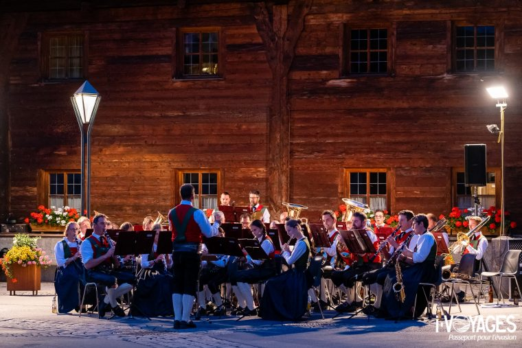 Concert à St.Anton Am Arlberg