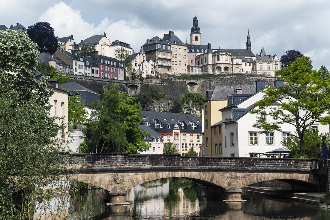 City-break au Luxembourg