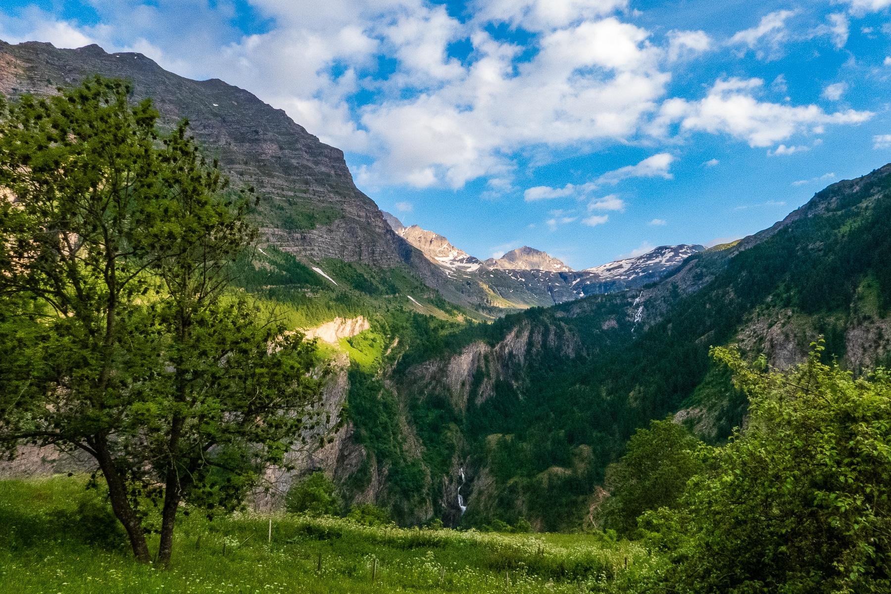 3 randonnées dans le parc national des Ecrins