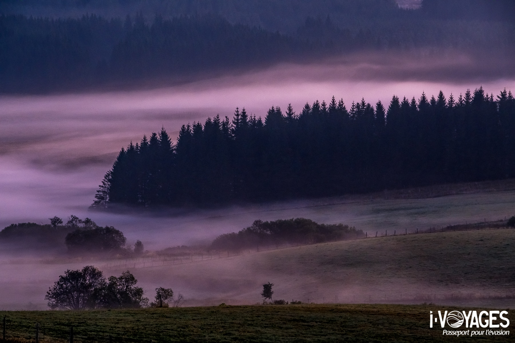Cézallier, un must pour randonner en Auvergne