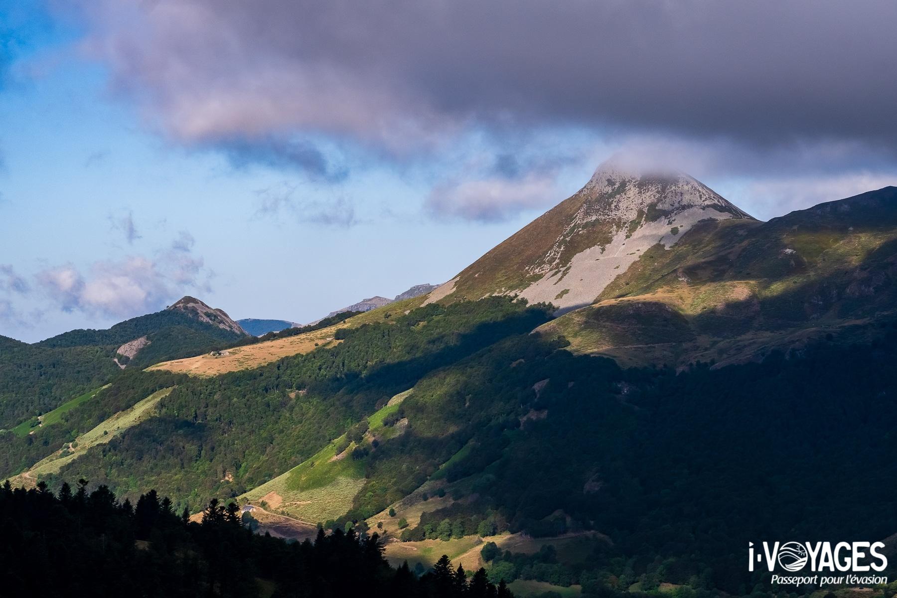 Volcan du Cantal
