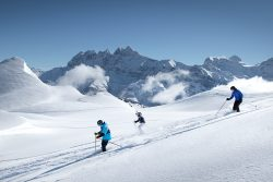 5 stations de sports d'hiver françaises pour du grand ski