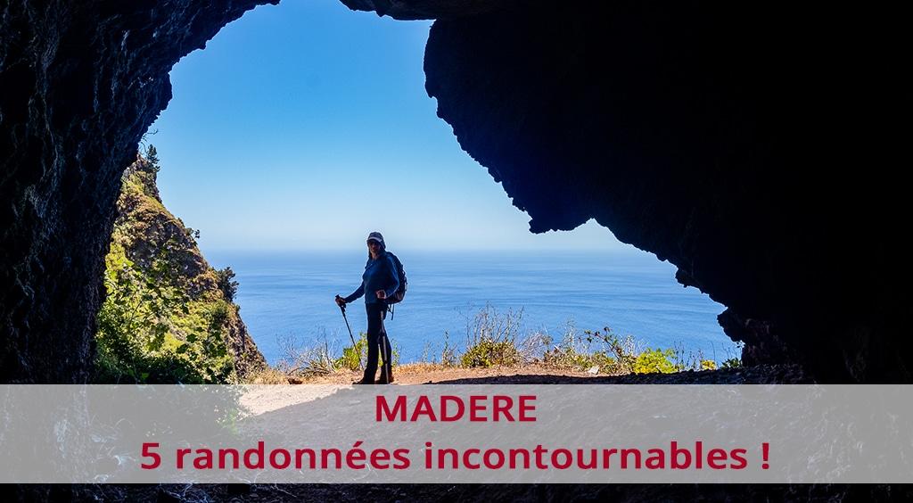 5 randonnées incontournables à Madère