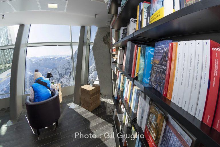 Librairie Feltrinelli, Skyway Monte Bianco