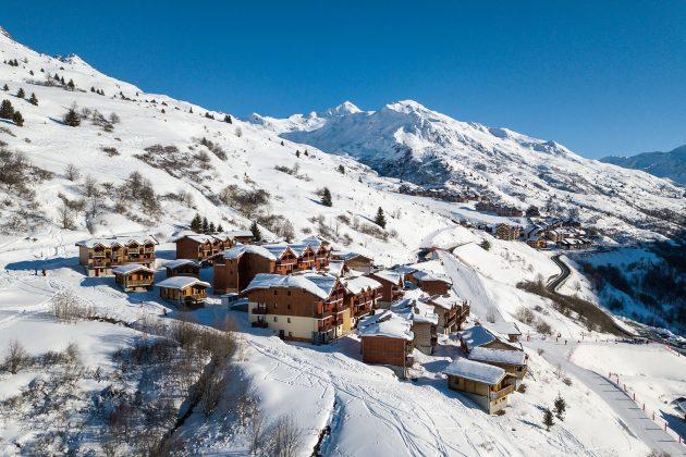 Skier plus haut à Valmeinier