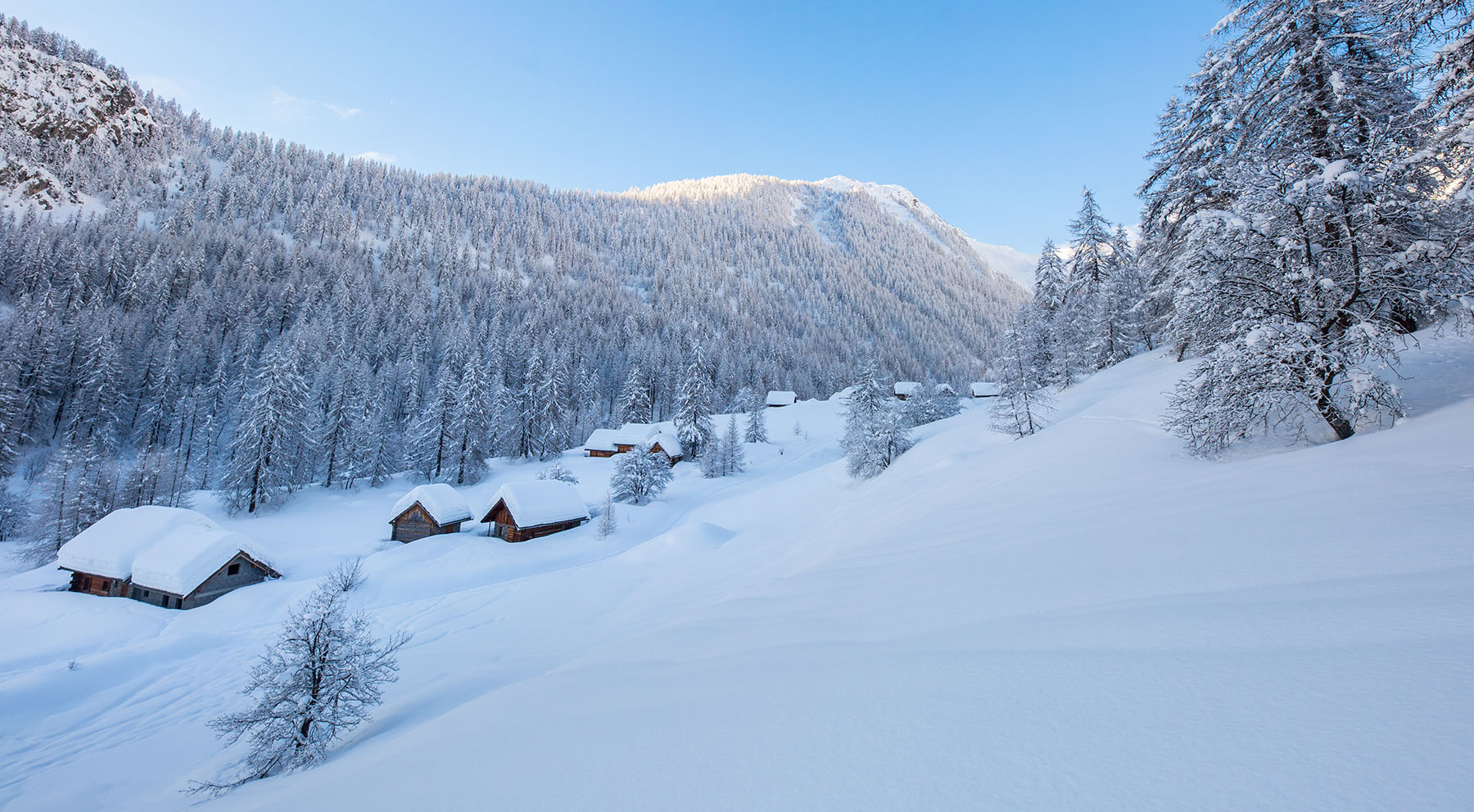 Pays des Ecrins : 7 raisons d'y aller en hiver