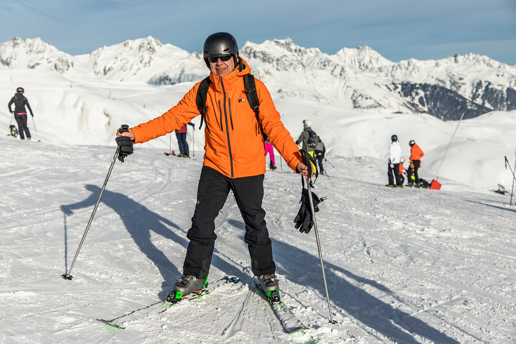 Test tenue de ski Helly Hansen