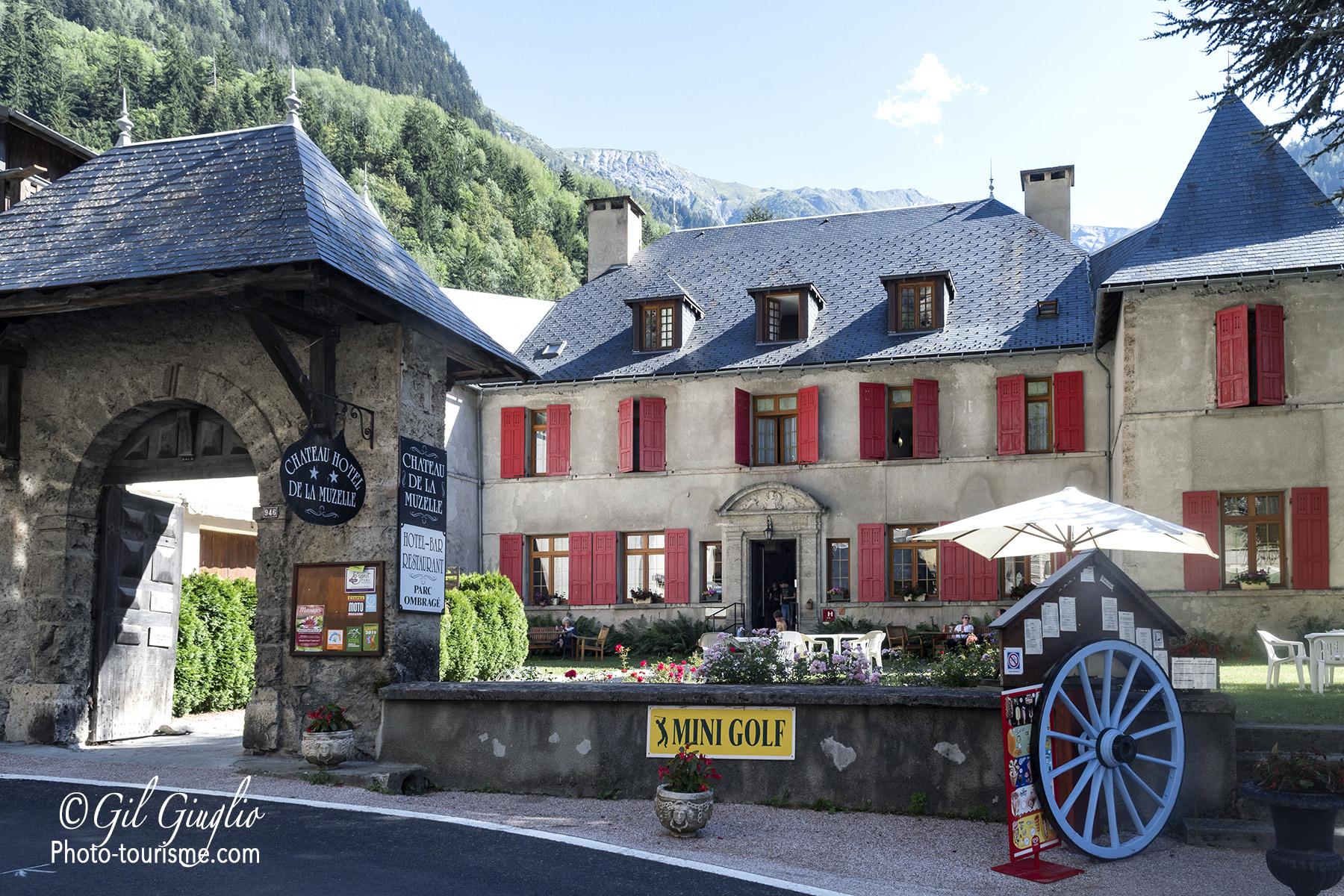 Hôtel Le Château de la Muzelle