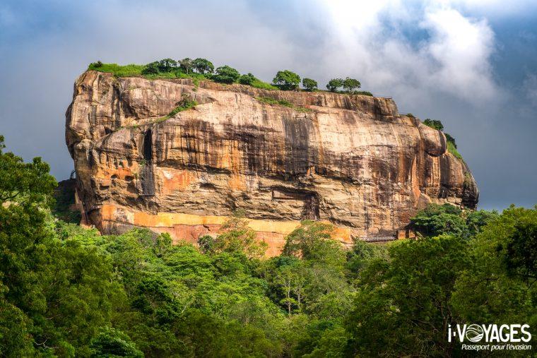 Visiter Sigirîya, la 1ère de mes 10 activités à faire au Sri Lanka