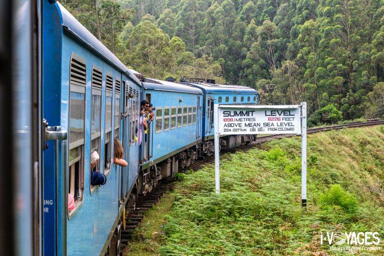 Train du Sri Lanka