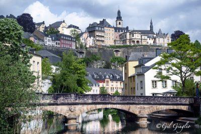 Luxembourg city break