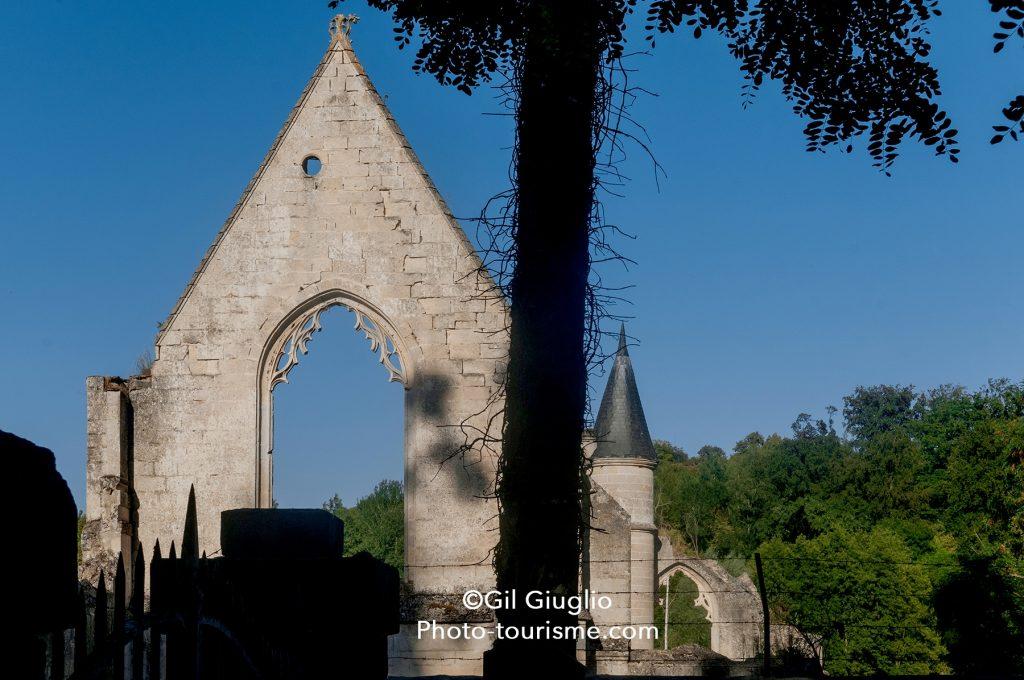 Prieuré de Saint-Crépin-aux-Bois