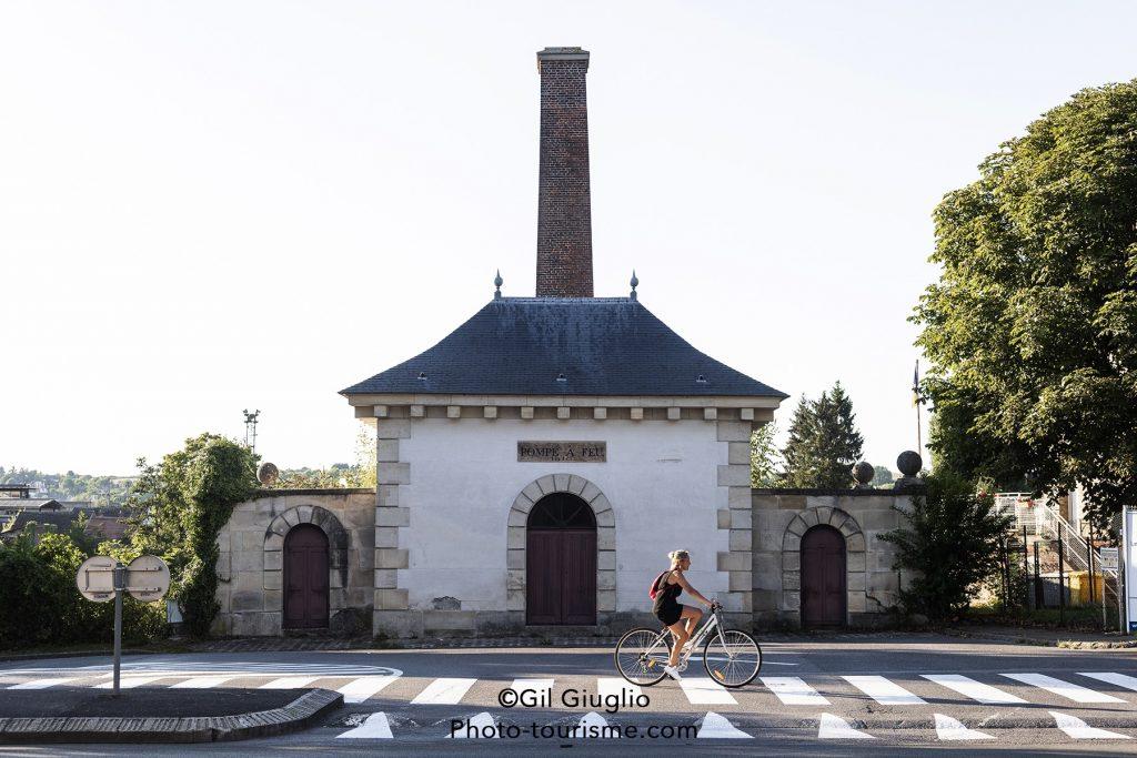 Compiègne les bords de l'Oise à Vélo