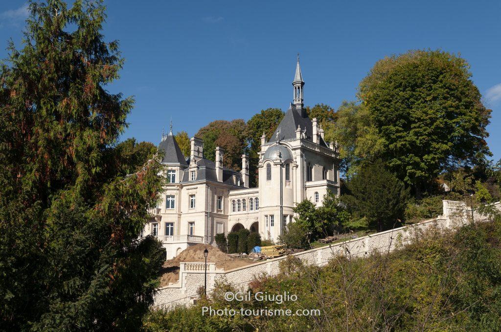 Château de Jonval à Pierrefonds