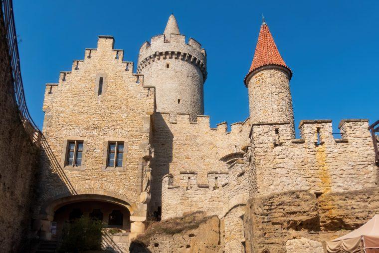 château de Kokořín
