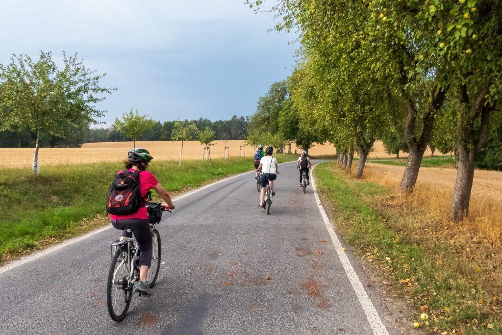 Bohème du nord à vélo