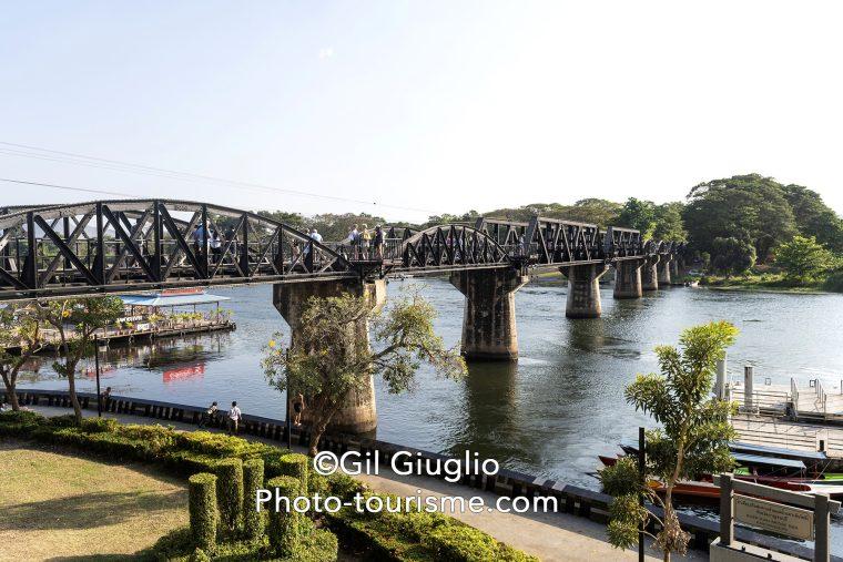 Pont sur le rivière Kwaï