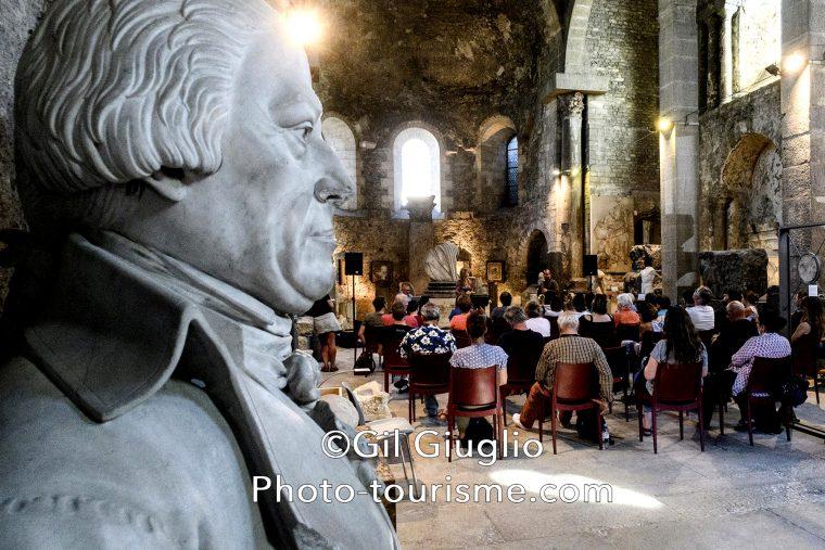 Concert dans le musée lapidaire et église Saint-Pierre de Vienne
