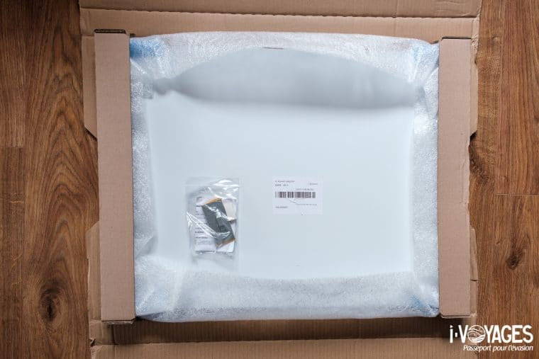 Emballage tirage Photoweb