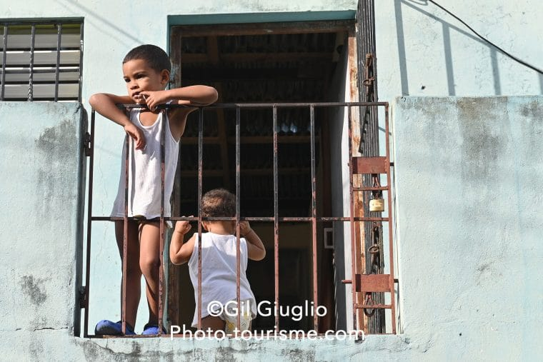 La favela Gualey de Sain-Domingue