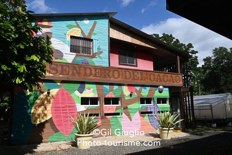 Le sentier du cacao, République Dominicaine