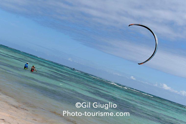 Kite-surf, Punta Cana