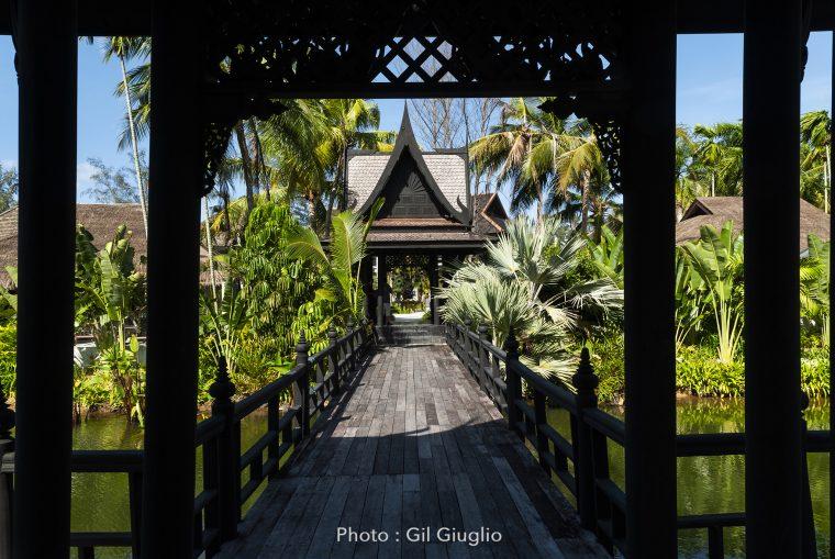 Spa du Slate Phuket hotel