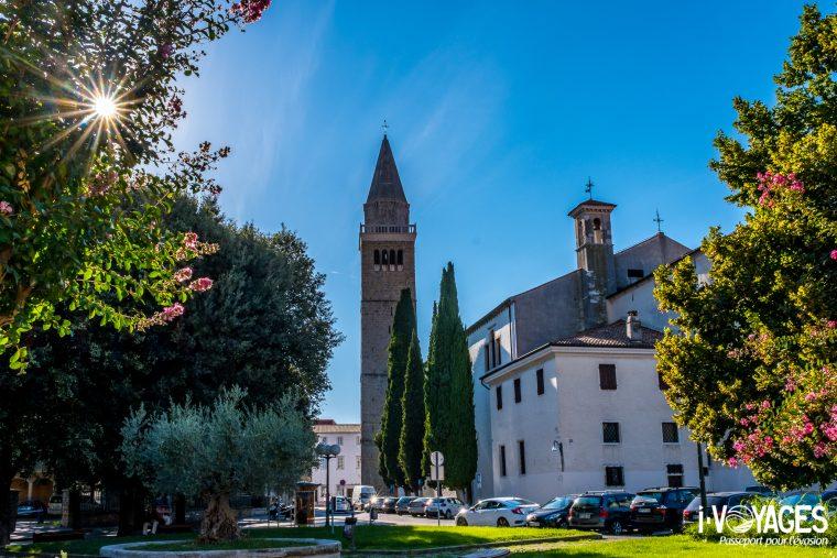 Cathédrale de Koper