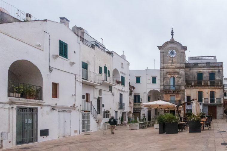 Cisternino, Pouilles du Sud, Italie