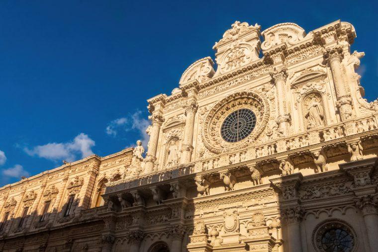 Lecce, Pouilles du sud, Italie