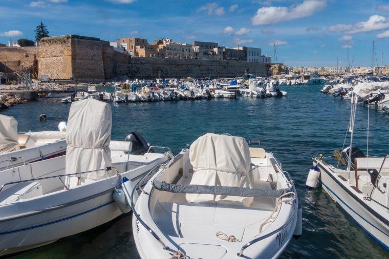 Otrante, Pouilles du Sud, Italie