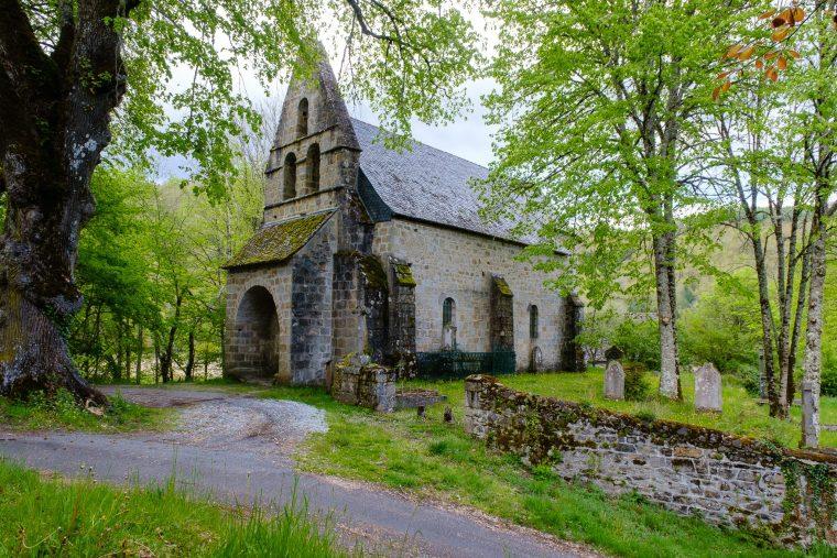 Chapelle des Manents
