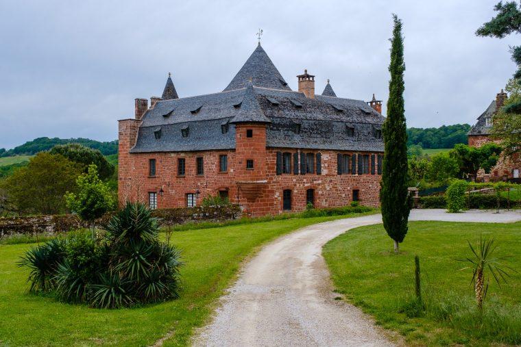 Castel de Vassinhac, Collonges-la-Rouge
