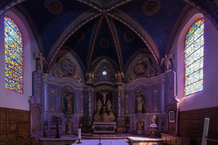 Eglise Saint-Jean-Baptiste de Loubressac