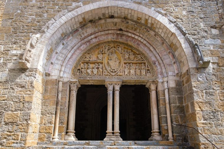 Eglise Saint-Pierre, Carennac