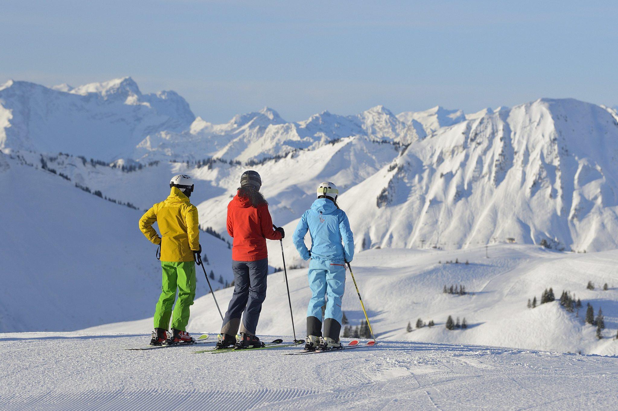 Où skier en Autriche ?