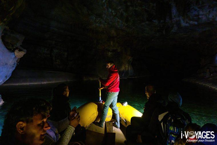 Grotte de Križna Jama