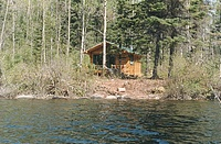 Camp géré par des inuits