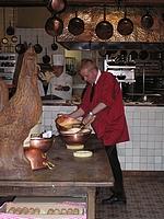 La Mère Poulard fait son show : Omelettes pour Tous !