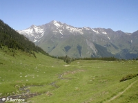 Le plateau du Lisey - © P.Barrère