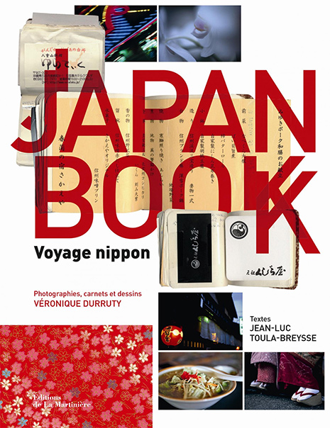 Japan Book, Voyage nippon