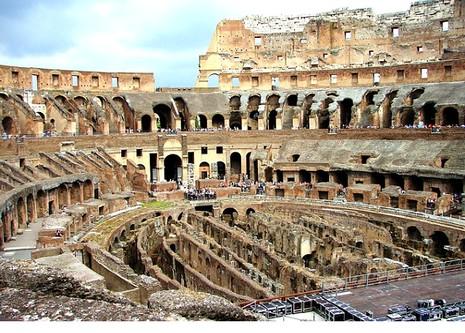 Rome Colisée : Severinson