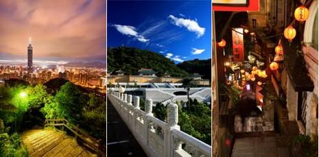 Taipei destination pour voyageurs solitaires