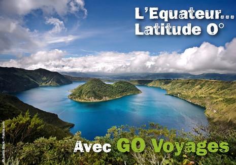 Go Voyages : Equateur