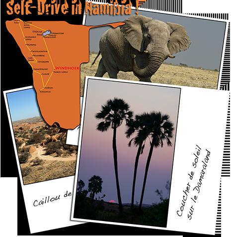 se-drive in Namibia