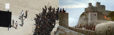 Game of Trones au rythme croate